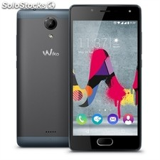 "Teléfono móvil wiko mobile u Feel 5"" Quad Core 1.6GHz 2GB 16GB 4G gris oscuro"
