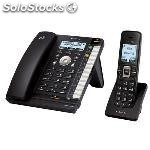 Telefono sip alcatel IP300 + supletorio dect IP15