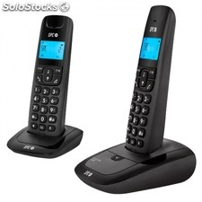 Telefono spc 7270B purity duo negro