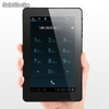 "Telefono tablet pc 7"" hd android 4gb doble camara 3g gps bluetooth"