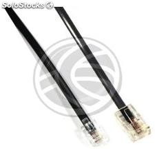 Telephone Cable RJ11 (6P4C) to RJ45 (8p4c) 50cm (RT92)