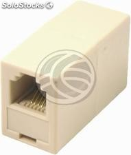 Telephone Cable Splice RJ11/RJ12 f/f (6P6C) (RT54)