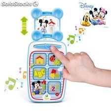 Telephone mickey