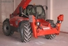 Telescopic handler manitou mt 1840. Year: 2008. Hours: 1.270 h