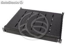 Telescopic Tray F350 1U rack keyboard 375-645mm (RZ38)