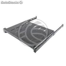 Telescopic Tray F350 1U rack keyboard 585-875mm (RZ39)