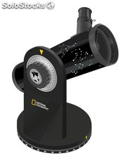 Telescopio National Geographic compact 76/350