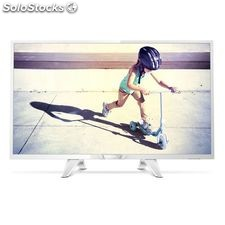 "Televisión philips 221275 32"" hd led blanco"