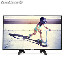 "Televisión Philips 49PFT4132/12 49"" Full hd led Ultra Slim Negro"