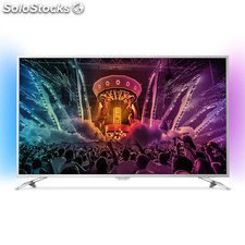 Televisor 49'' Ultra hd 4K Smart tv philips 49PUS6501