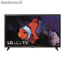 "Televisor led lg 32LJ510U hd Ready 60Hz ips usb 32"" negro"