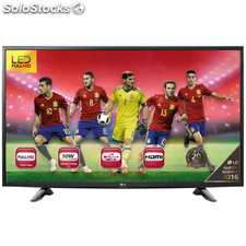 "Televisor led lg 43LH5100 Full hd 120Hz ips hdmi usb 43"" negro"