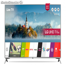 Televisor led lg 43UJ651V 4K Ultra hd ips Smart tv webOS 3.5 Quad Core color