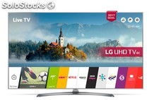 Televisor led lg 43UJ750V 4K Ultra hd ips Smart tv webOS 3.5 Quad Core color