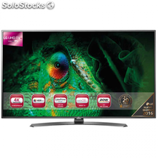 Televisor led lg 49UH661V 4K Super Ultra hd ips Smart tv webOS 3.0 1200Hz pmi