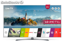 Televisor led lg 49UJ750V 4K Ultra hd ips Smart tv webOS 3.5 Quad Core color