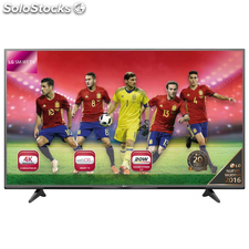 "Televisor led lg 55UH600V 4K Ultra hd Smart tv 1000Hz pmi webOS Wifi 55"" negro"