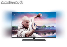 Televisor led Philips 47pfh5209 Outlet Full hd Frecuencia 100 Hz color negro