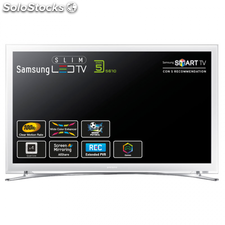 Televisor led samsung UE22H5610 blanco quad smart tv full hd wifi