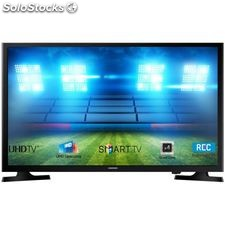 "Televisor led samsung UE40JU6000 800Hz pqi 4K Ultra hd Smart tv Wifi 40"" negro"