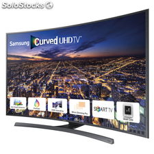 Televisor led samsung UE40JU6500 Curvo 4K Ultra hd Quad Core 1100Hz Wifi 40""