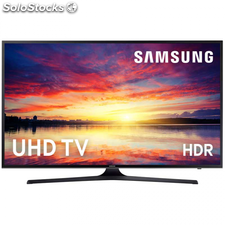 "Televisor led samsung UE40KU6000 4K Ultra hd 1300Hz Smart tv slim Wifi 40"" negro"