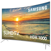 Televisor led samsung UE55KS7500 Curvo 4K Ultra hd Smart tv Quad Core 2200Hz pqi