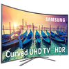 Televisor led samsung UE55KU6500 Curvo 4K Ultra hd Smart tv Quad Core 1600Hz pqi - Foto 1