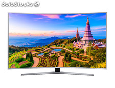 Televisor led samsung UE55MU6505 Curvo 4K Ultra hd Smart tv hdr 1600Hz pqi Quad