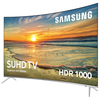 Televisor led samsung UE65KS7500 Curvo 4K Ultra hd Smart tv Quad Core 2200Hz pqi - Foto 1