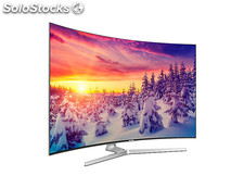 Televisor led samsung UE65MU9005 Curvo 4K Ultra hd Smart tv HDR1000 2100Hz pqi