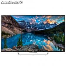 "Televisor led sony kdl-50W808C 800Hz Full hd Smart tv 3D Wifi 50"" negro"