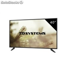 Televisores Led Full hd 40 Pulgadas Outlet TD Systems K40DLM7F-R