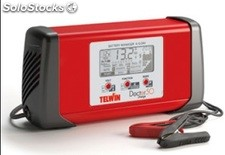 Telwin, cargador arrancador doctor charge 50