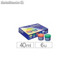 Tempera pelikan escolar 40 ml