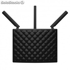Tenda - AC15 Doble banda (2,4 GHz / 5 GHz) Gigabit Ethernet Negro router