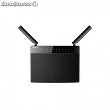 Tenda - AC9 Doble banda (2,4 GHz / 5 GHz) Gigabit Ethernet Negro router