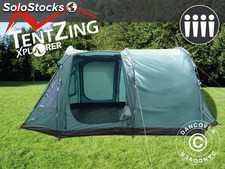 Tenda de Campismo, TentZing™ Explorer familiar, 4 pessoas