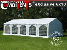 Tenda, Exclusive CombiTents™ 6x10m, 3-em-1