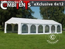 Tenda, Exclusive CombiTents™ 6x12m, 4-em-1