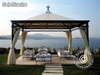 Tenda Gazebo Pro Malatesta 5x5 m