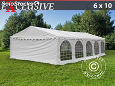 Tenda para festas Exclusive 6x10m PVC, Branco