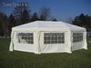 Tenda party - tenda party ottagonale 7,2 x 5 m