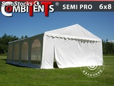 Tenda, Semi Pro Plus CombiTents™ 6x8, 2-em-1