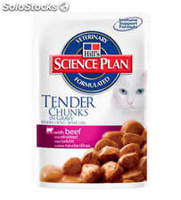 Tender Chunks Ternera 85.00 gr
