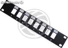 "TENRack RackMatic Patch Panel 10"" 8-Port 1U (110/Krone) (TR41)"