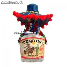 Tequila Panchitos 5cl (Sombrero en colores surtidos)