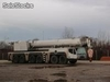 Terex Demag ac 250-1. Year: 2006 (First registration 2008).