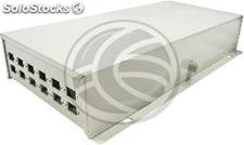 Terminal Box optical fiber 12 SC beige metallic (FQ51)