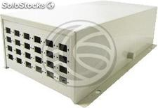 Terminal Box optical fiber 24 SC beige metallic (FQ54)
